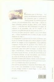 Voyage Dans Le Massif Du Mont Blanc - 4ème de couverture - Format classique