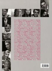 The best of Hollywood ; les stars de nos rêves - 4ème de couverture - Format classique
