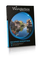Wonderbox - Escapade Romantique - Couverture - Format classique