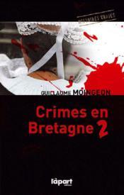 Crimes en Bretagne t.2 - Couverture - Format classique
