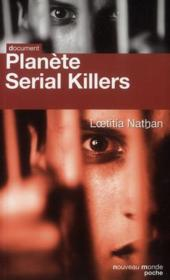 Planète serial killers - Couverture - Format classique