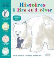 Histoires à lire et à rêver - Couverture - Format classique