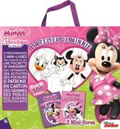 Vente livre :  Minnie ; la boutique de Minnie  - Collectif