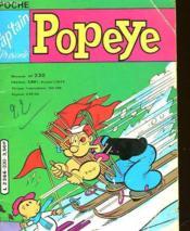 Popeye - Couverture - Format classique