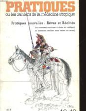 Pratiques Ou Les Cahiers De La Medecine Utopique - Oct-Nov - Couverture - Format classique