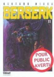 Berserk - tome 11 - Intérieur - Format classique