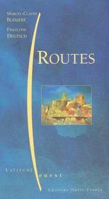 Routes - Intérieur - Format classique