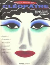 Cleopatre - Couverture - Format classique