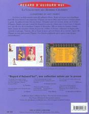 Cleopatre - 4ème de couverture - Format classique