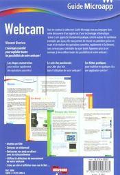 Webcam-T.17-Guide Ma - 4ème de couverture - Format classique