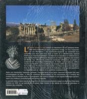Vestiges Archeologiques Du Liban - 4ème de couverture - Format classique