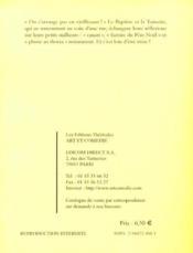 Les tamalous ; saynete paysanne - 4ème de couverture - Format classique