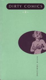 Dirty comics t.2 - Couverture - Format classique