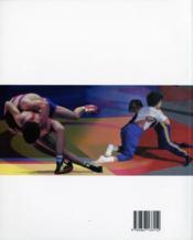 Lutte - 4ème de couverture - Format classique