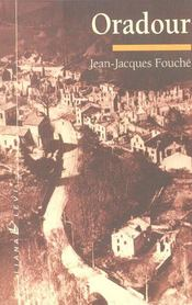 Oradour - Intérieur - Format classique