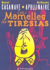 Les mamelles de Tirésias - Couverture - Format classique