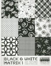 Black & White Matrix 1.325 Textures Ready & Free To Use.1  Free Dvd Included  - Sguera Vincenzo