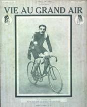 Vie Au Grand Air N°746 du 04/01/1913 - Couverture - Format classique