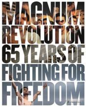 Magnum revolution /anglais - Couverture - Format classique