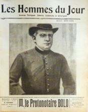 Hommes Du Jour (Les) N°516 du 30/03/1918 - Couverture - Format classique