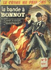 Crime Ne Paie Pas (Le) N°5 du 15/08/1953 - Couverture - Format classique