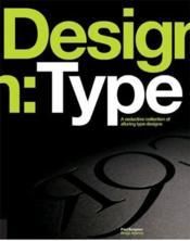 Design/Type /Anglais - Couverture - Format classique