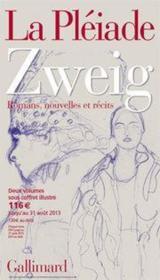 Zweig ; romans, nouvelles et récits ; coffret - Couverture - Format classique