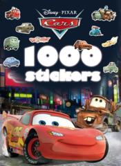 Cars ; 1000 stickers  - Collectif