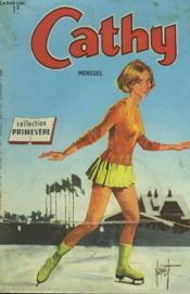 Cathy. Mensuel N°94. Les Mysterieux Sifflets. - Couverture - Format classique