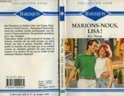 Marions Nous Lisa ! - Trouble On Tour - Couverture - Format classique