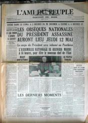 Ami Du Peuple (L') N°1277 du 07/05/1932 - Couverture - Format classique