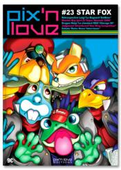 Vente livre :  PIX'N LOVE N.23 ; star fox  - Collectif