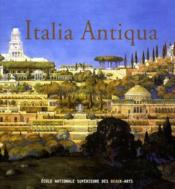 Vente livre :  Italia antiqua  - Collectif - Ecole Nationale Supe