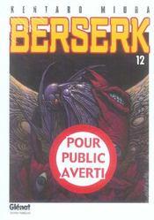 Berserk - Tome 12 - Intérieur - Format classique