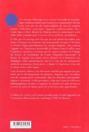 Pathologie Cardiovasculaire Connaissances De Base Pour La Pratique Quotidienne Nouvelle Edition - 4ème de couverture - Format classique