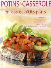 En-cas et p'tits plats - Intérieur - Format classique