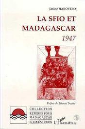 La Sfio Et Madagascar, 1947 - Intérieur - Format classique