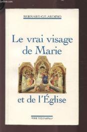 Vrai Visage De Marie - Couverture - Format classique