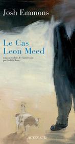 Le cas Léon Meed - Intérieur - Format classique