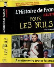 L'histoire de France illustrée pour les nuls - Couverture - Format classique