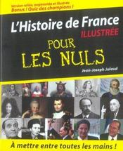 L'histoire de France illustrée pour les nuls - Intérieur - Format classique
