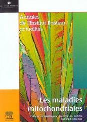 Les Maladies Mitochondriales N 9/10 - Intérieur - Format classique