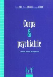 Corps Et Psychiatrie - Intérieur - Format classique
