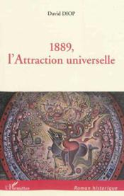 Vente  1889 l'attraction universelle  - David Diop