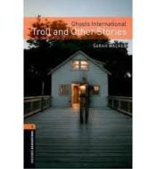 Ghosts international ; troll and other stories - Couverture - Format classique