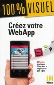 Créez votre WebApp - Couverture - Format classique