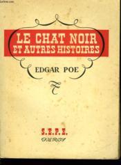 Le Chat Noir Et Autres Histoires - Couverture - Format classique