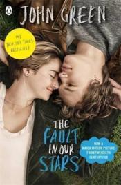 THE FAULT IN OUR STARS - FILM TIE IN  - John Green