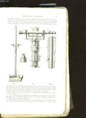 Traite Elementaire De Physique Experimentale Et Appliquee Et De Meteorologie - Couverture - Format classique