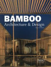 Vente  Bamboo architecture & design  - Chris Van Uffelen